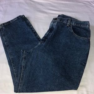 Vintage High Waisted Jeans Like-New!